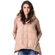 winter female jacket loose cape stitching short design women duck down jacket and coat parkas down