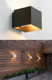 Exterior Wall Accent Lighting Outdoor Wall Lights To Go With Aluminium Windows Google