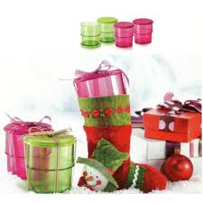 tupperware tumblers gift set 2 pcs 250ml only random color send