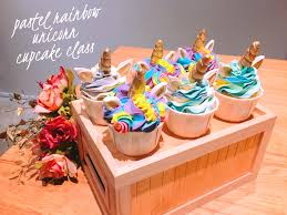 Vivi Unicorn Cupcake Workshop Lady Cake Boss