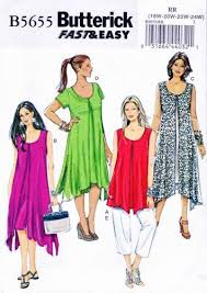 Butterick Plus Size Patterns New Butterick Sewing Pattern 48 Women's Plus Size 48W48W Easy