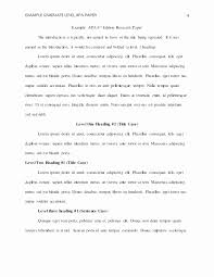 Apa Research Paper Layout 30 Best Of Apa Research Paper Template Pics Awesome Template Design
