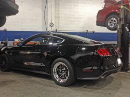 2015+ Mustang GT Weld RTS Rear Wheel Package (17