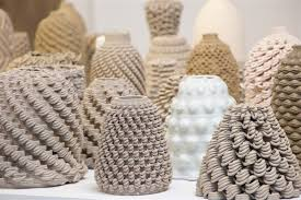 a number of artists from around the world have in recent years be to work with 3d printing using the technological medium as a way to explore notions