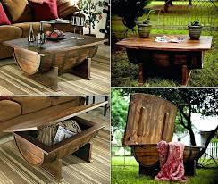 wine barrel outdoor furniture. Outdoor Wine Barrel Furniture For Sale .
