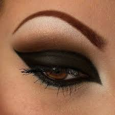 you have dark chocolate eyes wonderful rewarded with fate or genes maybe with a look radiating heat for life so we will inspire you to make a makeup