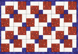 Disappearing Nine-Patch Block / Moore's Sewing - Moore's Sewing ... & Disappearing Nine-Patch Block Adamdwight.com
