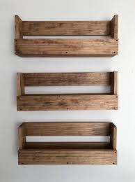 wall hanging book shelves nursery