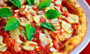 Image result for SUN-DRIED TOMATO BREAKFAST PIZZA