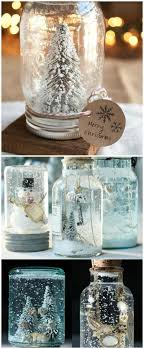 Mason Jar Decorating Ideas For Christmas 60 Magnificent Mason Jar Christmas Decorations You Can Make 32