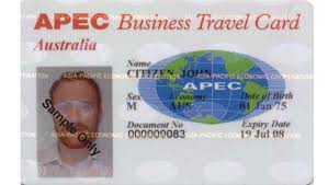 Apec Business Travel Card Lets Travel