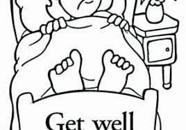 Get Well Soon Grandpa Coloring Pages Get Well Soon Coloring Pages