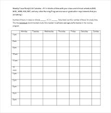 free schedule builder schedule builder template college maker lccorp co