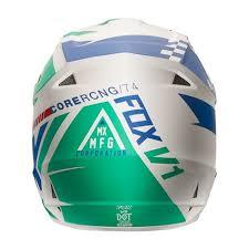 Fox Racing V1 Sayak Youth Motocross Helmet From Dirtbikebitz