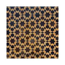 moroccan tile design