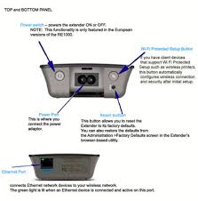 how to configure linksys re1000 range expander manually linksys re1000