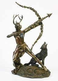 goddess diana the huntress roman artemis statue home decoration