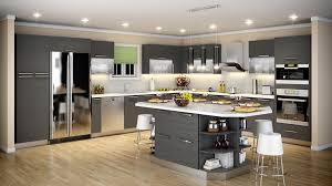 cabinets ardesia walnut veneer medium gray