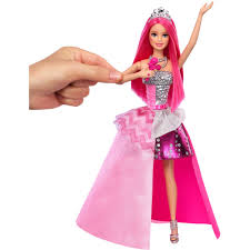 Barbie in Rock N Royals Singing Courtney Doll Walmart