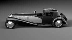 Bugatti Type 41 Royale Coupe by KorneeloV | 3DOcean