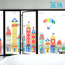 glass door stickers window singapore