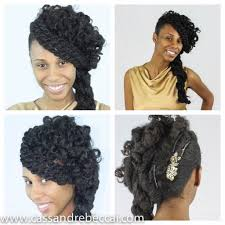 Occasion Hair Style special occasion natural hair style tutorial video 7902 by wearticles.com