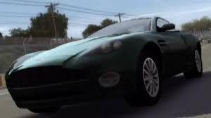 Forza Motorsport 1 - Aston Martin V12 Vanquish 2001 - Test Drive ...