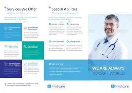 healthcare brochure templates free download medical brochure templates brickhost f4a5ae85bc37