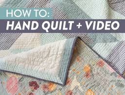 Hand Quilting Patterns Simple Design
