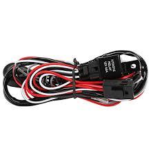 auxbeam® led light bar wiring harness kit 12v 40amp fuse relay on auxbeam led light bar wiring harness kit 12v
