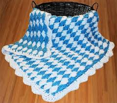 Baby Blanket Pattern Custom Crochet Baby Blanket Pattern