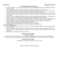 Sample Zoning Supervisor Resume Construction Coordinator Artmaterialsaustralia Co