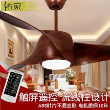 get ations woo home ceiling fan light fan lights fanner chinese led timer remote control ceiling fan light
