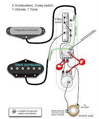 wiring question; 2 humbucker, 1 vol, 1 tone telecaster guitar forum Humbucker Wiring 2 Tone 1 Volume i've never seen this before, but since i'm not all that experienced w wiring that doesn't mean it's not normal can anyone help me understand what this is wiring diagram 2 humbucker 2 volume 1 tone
