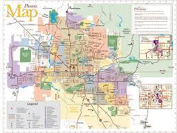 map of phoenix az gif   phx pinterest in arizona  gongsame