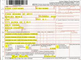 how to fill out a form military mail basics apo fpo dpo