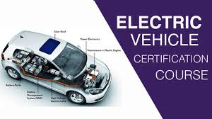 electric vehicle course future mobility certification with work diy