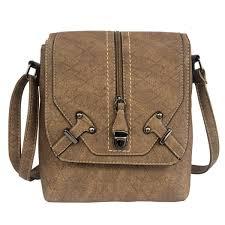 yingonly premium leather messenger shoulder