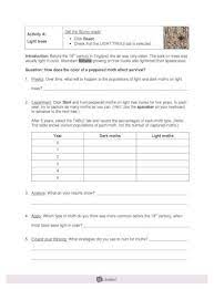 Natural selection gizmo answer key activity b. Student Exploration Natural Student Exploration Natural Selection The Natural Selection Gizmo Pdf Document