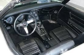 Car Picker - chevrolet Corvette interior images