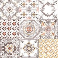 Kitchen Wallpaper Muriva Tile Pattern Motif Kitchen Bathroom Vinyl Wallpaper J95605