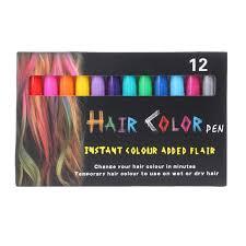 Detail Feedback Questions about 12PCS HAIR CHALK PENS Kids Toy Dye ...
