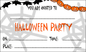 Halloween Invitations Cards Halloween Invitation Pictures Major Magdalene Project Org