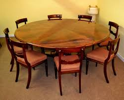 7ft regency flame gany jupe dining table 8 chairs ref no 01393b