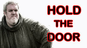 games of thrones hold the door the possession of hodor spoiler