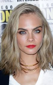 Chopped Hair Style cara delevingne unveils her new hair cut and is proof the so 5779 by wearticles.com