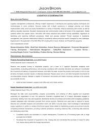 Project Coordinator Resume Samples New Resume Project Coordinator