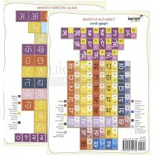 Learn Hindi Marathi Alphabets Online Or Using Flash Cards