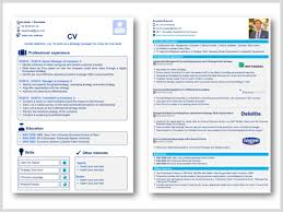 Professional CV Template Resume Template In Powerpoint Extraordinary Resume Powerpoint