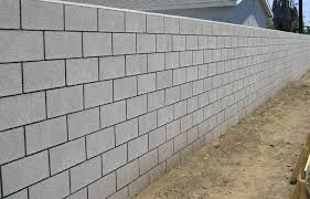 cinder block wall how may concrete blocks are needed for constructing foundations walls and utility buildings cinder block wall